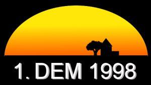 """Die Siedler"" DM 1998"
